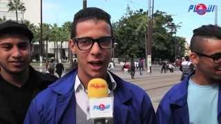 هذا رأي الشارع المغربي في منتخب الزاكي و فاخر