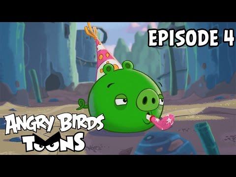Angry Birds Toons #4 - Další narozeniny