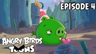 Angry Birds Toons #4 - Ďalšie narodeniny