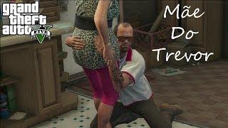 GTA V Missão Sra Phillips Mãe Do Trevor