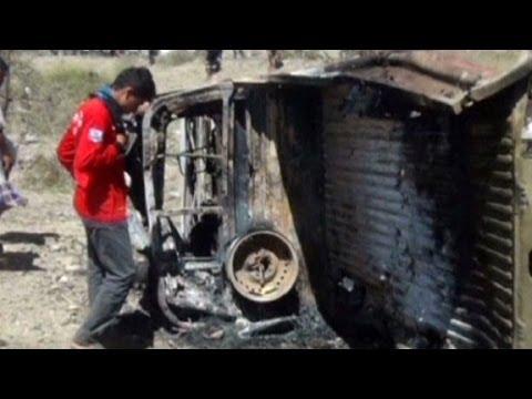 Second deadly air strike in Yemen