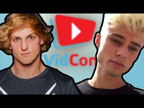 Dont Go To VidCon Ft Logan Paul  Instagram Model
