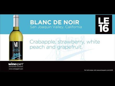 Winexpert LE16 - Blanc De Noir - California
