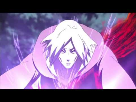 Naruto Killer Bee vs Itachi Nagato [AMV] [Full HD],