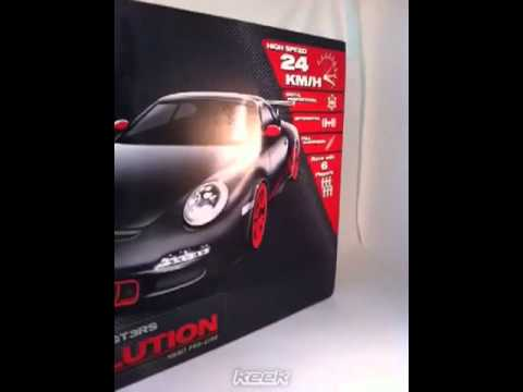 HIGH SPEED PORSCHE GT3RS NIKKO EVO PRO-LINE 24KM/H سيارة ريموت سريعة بورش
