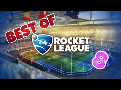 BEST OF ROCKET LEAGUE #8 : Fails, Skills, Luck & Goals