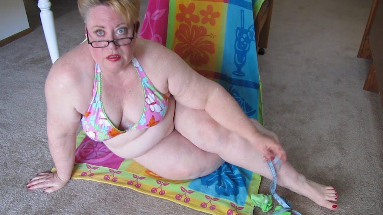 Секс с толстой зрелой женщиной было