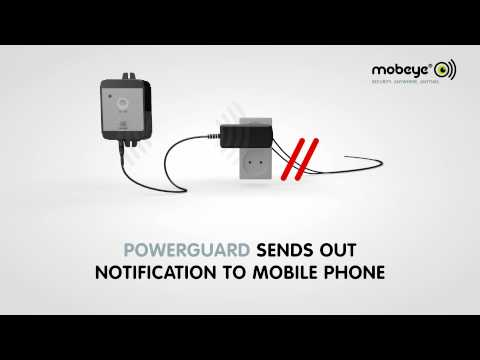 Mobeye - Mobeye PowerGuard -  Power Failure Alarm with Security SIM Card (Includes £10 of Credit)