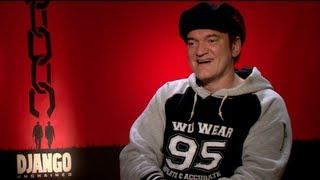 Django Unchained Interviews: Tarantino