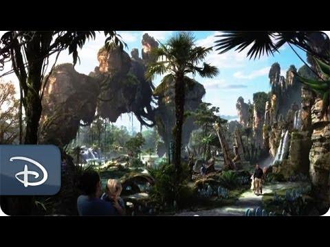 Video Dibalik Layar Pembuatan Konsep AVATAR LAND Disney