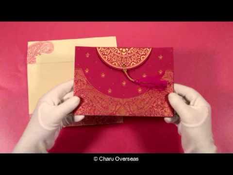 Exclusive Hindu Wedding Cards