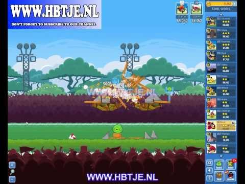 Angry Birds Friends Tournament Level 6 Week 99 (tournament 6) no power-ups