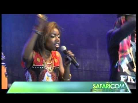 Addicted Niko Na Safaricom Live Meru Concert - Camp Mulla