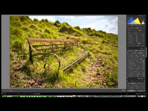 Adobe Lightroom photo editing basics tutorial