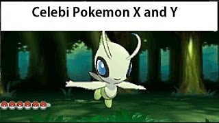 Pokemon X And Y How To Get Celebi