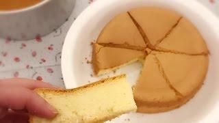 海棉蛋糕 - 關於燙麵法 (Sponge Cake)