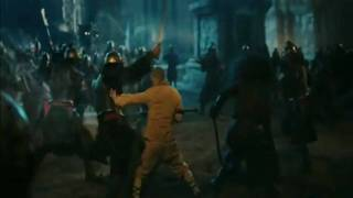 AVATAR THE LEGEND OF AANG MOVIE 2010