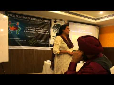 Participants Experiences (HINDI) : THE STRONG CONNECTION - Dehradun (6)