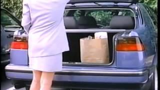 1993 saab 9000 CS Promo