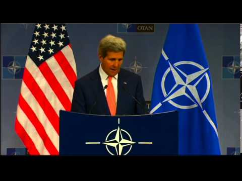 Secretary Kerry Comments on Afghanistan