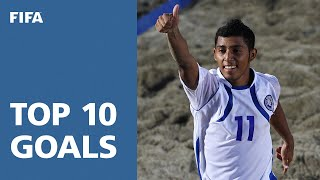 Top 10 Goals: FIFA Beach Soccer World Cup Ravenna 2011