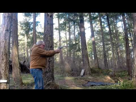 Making Fire With a S&W 460 XVR