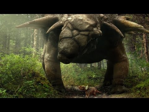 'Walking with Dinosaurs 3D' Trailer 2