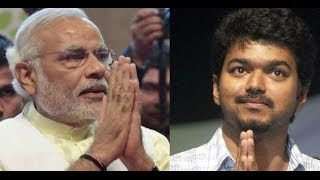 After Rajini, Vijay To Meet Narendra Modi | Hot Tamil Cinema News | Political Meeting