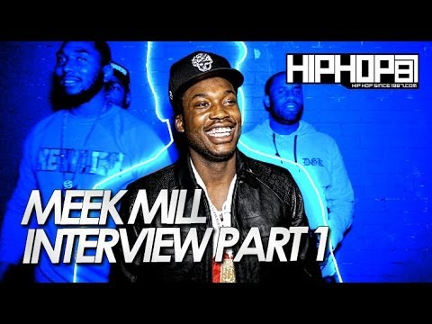 Meek Mill Talks 'DWMTM', ATL Robbery, Unfair Police Profiling & More With HHS1987