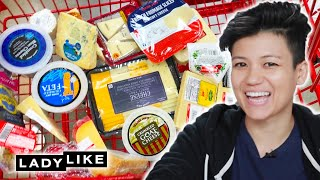 We Melted 29 Cheeses To Make A Grilled Cheese Sandwich • Ladylike