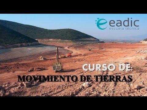 Presentación del curso de Movimiento de tierras
