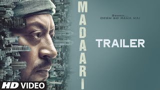 madaari trailer, irrfan khan, bollywood movies trailers