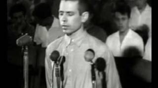 1961 год. Суд над верующими