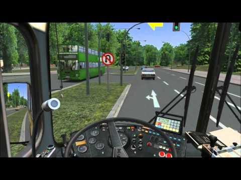 OMSI - Simulador de Ônibus - Vale das Arvores - Depósito.