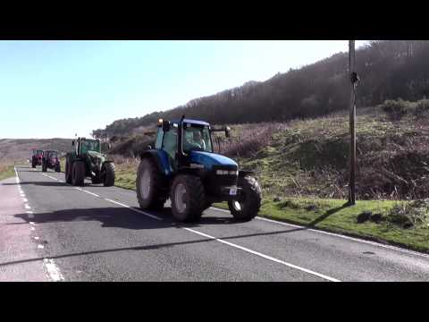 West country farmers flood appeal March 9th 2014