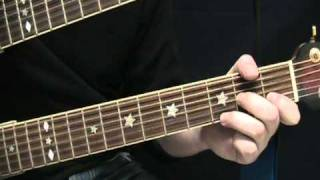 Guitar Lesson Hard Days Night By The Beatles How To