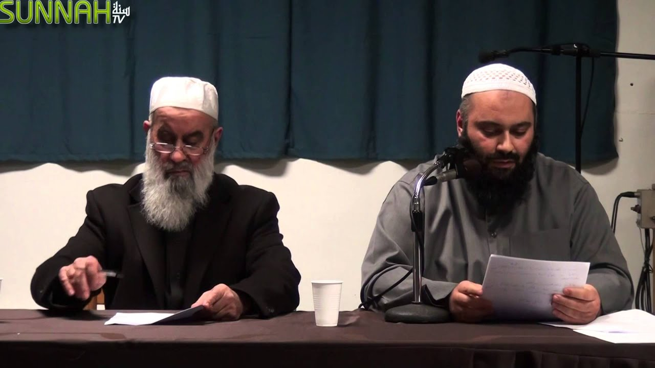 من هم الخوارج (2) للشيخ أحمد سلام Wie zijn de Khawaridj ...