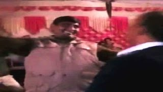 Cops have dance party inside police station-Visuals