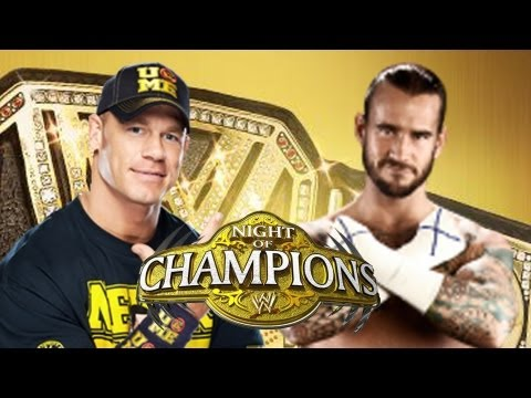 WWE NIGHT OF CHAMPIONS PPV - Universe Mode - Episode 30 (Raw & Smackdown) (HD) (Gameplay)