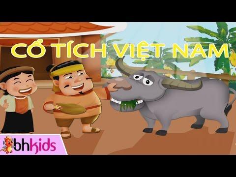 Truyện Cổ Tích Việt Nam   Kể Chuyện Cho Bé [HD]