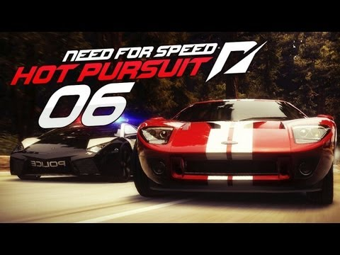 ▶ NEED FOR SPEED: Hot Pursuit #06 [HD/DE] ▪ Ohne Summen ◀ Let's Play Need For Speed Hot Pursuit