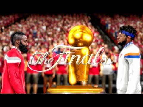 HALF COURT ALLEY-OOP IN NBA FINALS! NBA 2k16 My Career Gameplay Ep. 85