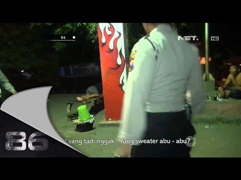 Aksi Dramatis Polisi Sergap Aksi Begal di Sidoarjo - 86