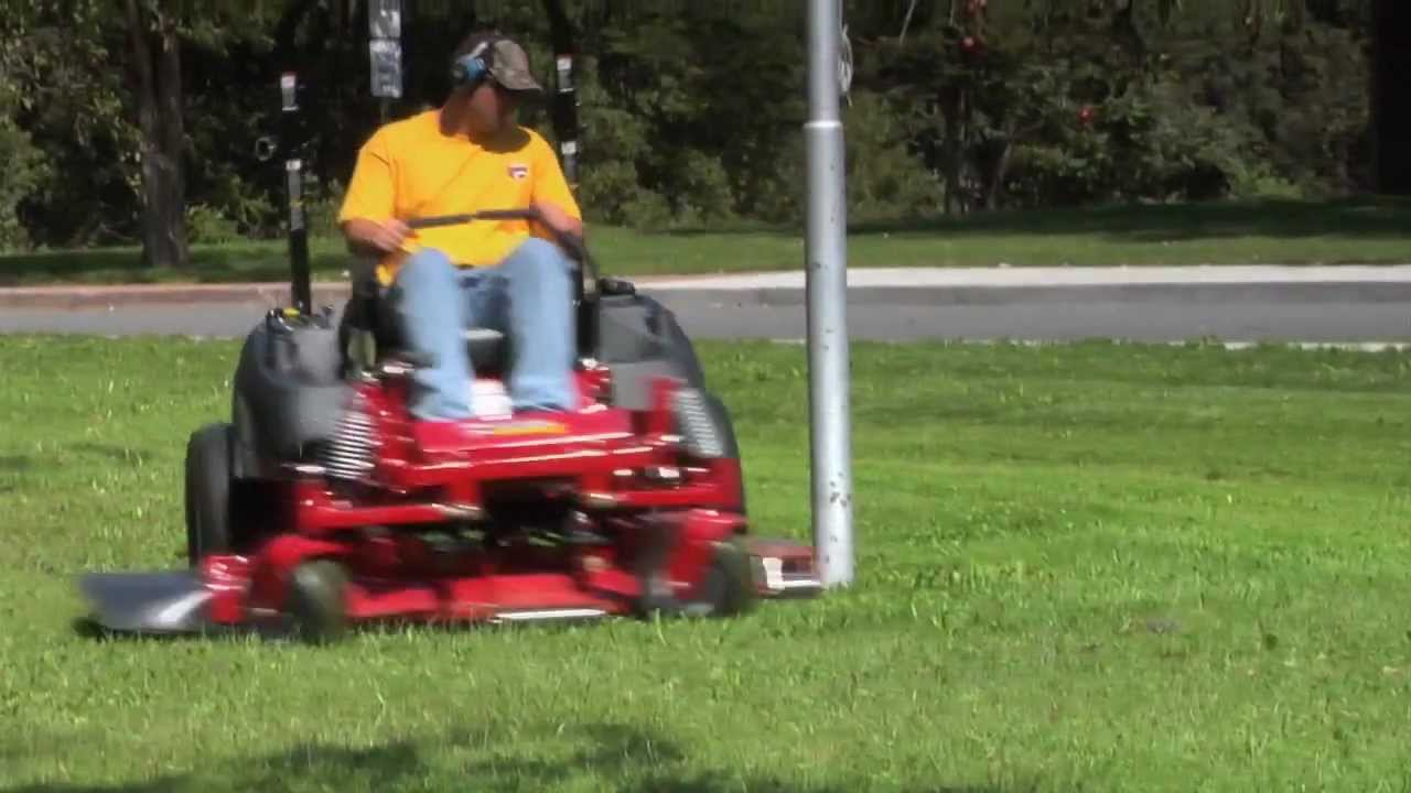 how to cut your lawn like a pro