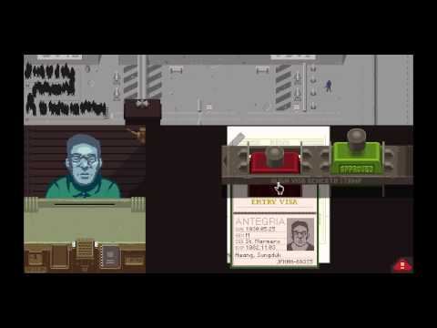 Papers Please - Ending 1 P01