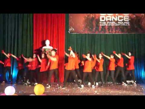 [LET'S DANCE 2017] Giải Nhất - TH Anh K38E