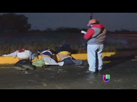 Michoacán se convierte en zona de guerra -- Noticiero Univisión