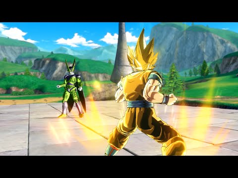 7 Viên Ngọc Rồng Kai Phần 1 - GoKu vs Cell