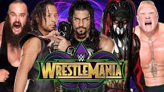 WWE Wrestlemania 34 Dream Card