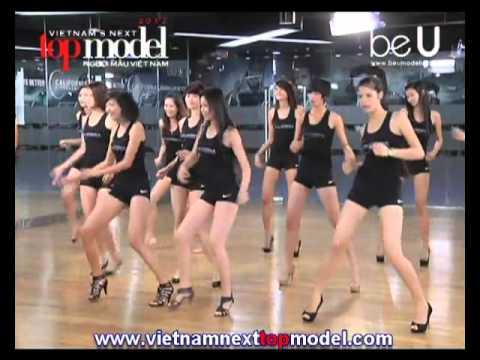 Vietnam's Next Top Model 2012 - Trailer Tap 5